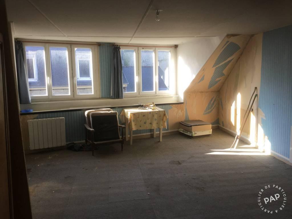 Vente appartement 2 pièces Saint-Brieuc (22000)