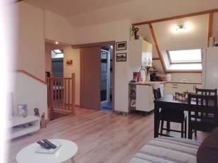 Location meublée appartement 3pièces 60m² Bennecourt (78270) - 800€
