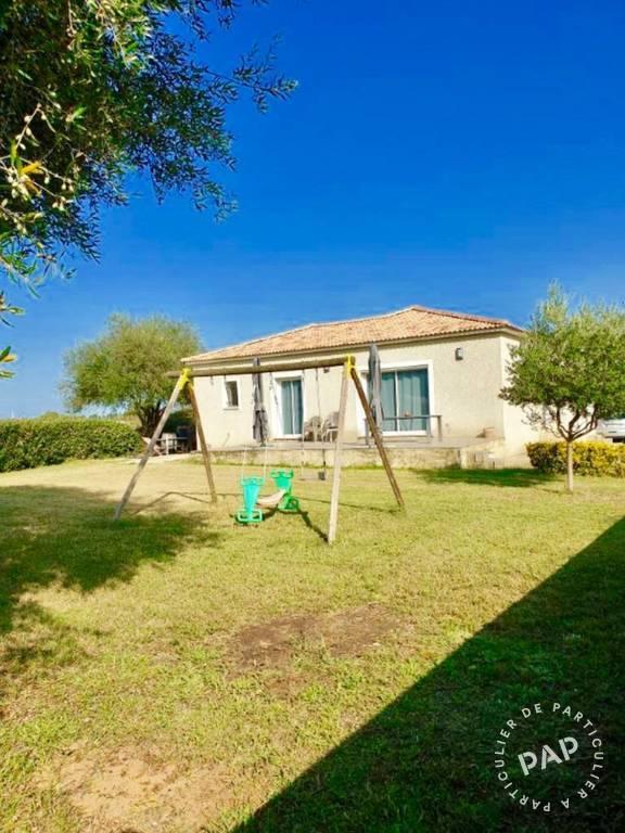 Vente maison 4 pièces Lucciana (20290)