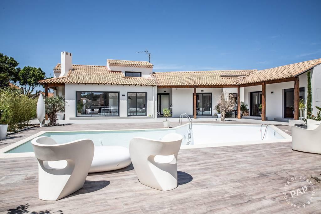 Vente Maison Cers (34420) 210m² 500.000€