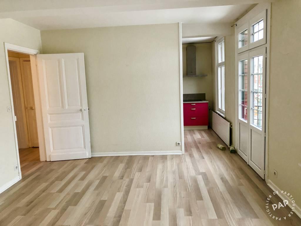 Location Appartement Lens (62300) 82m² 660€