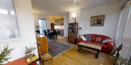 Vente appartement 3pièces 69m² Saint-Maur-Des-Fossés (94210) - 530.000€