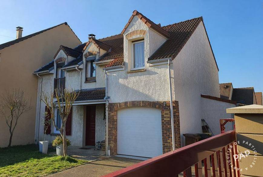 Vente Maison Courdimanche (95800) 133m² 385.000€