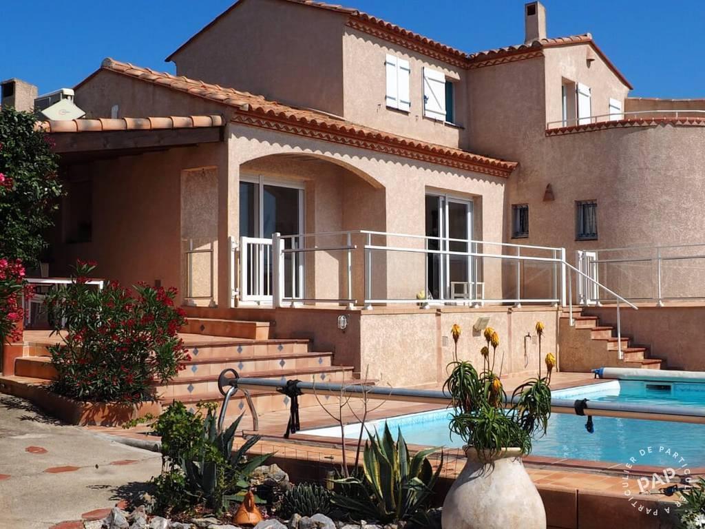 Vente Maison Fitou - Villa Avec Piscine 108m² 445.000€