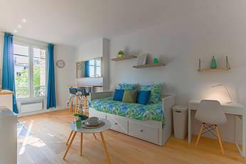 Location meublée studio 18m² Le Bourget (93350) - 725€