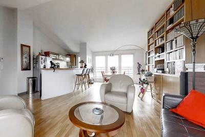 Vente appartement 4pièces 100m² Nogent-Sur-Marne (94130) - 772.000€