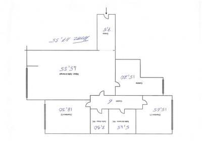 Vente appartement 4pièces 117m² Paris 16E (75116) - 1.350.000€