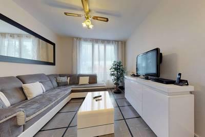 Vente appartement 3pièces 54m² Ville-La-Grand (74100) Quartier Romagny - 175.500€