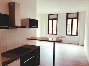 Location appartement 2pièces 43m² Lille (59000) - 690€