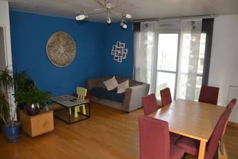 Vente appartement 5pièces 89m² Gennevilliers - 455.000€