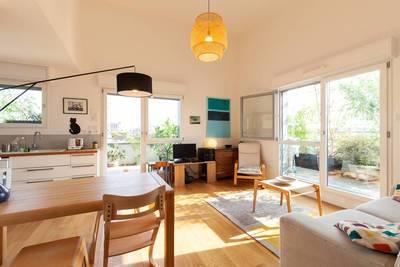 Vente appartement 4pièces 75m² Ivry-Sur-Seine (94200) - 489.000€