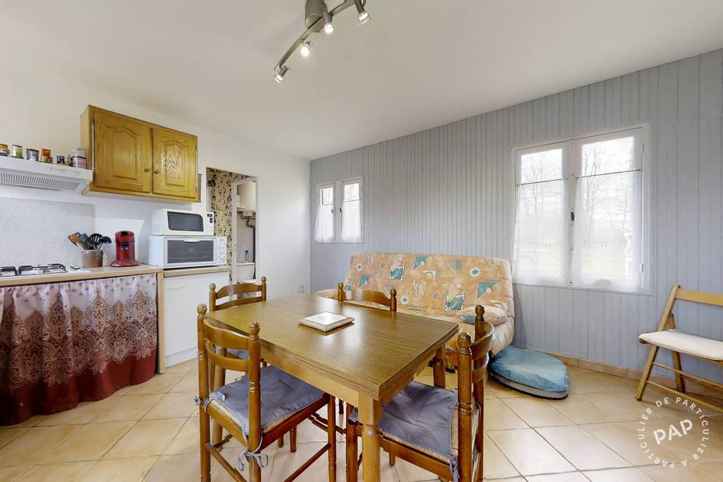 Vente Maison Moutiers-En-Puisaye 28m² 48.000€