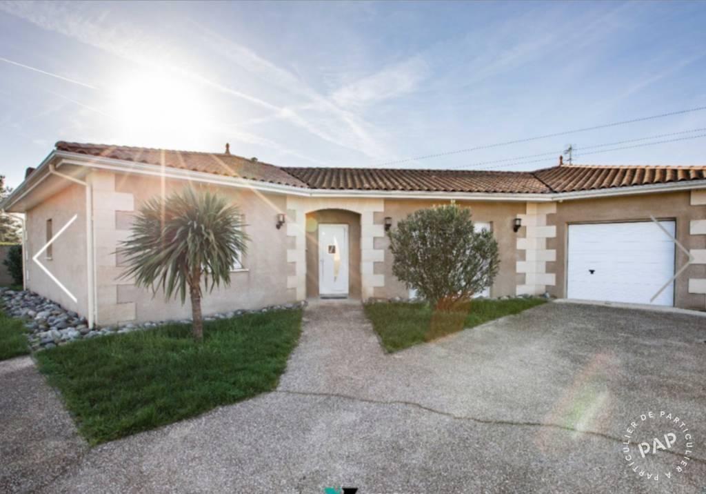 Vente Maison Lugon-Et-L'île-Du-Carnay (33240) 133m² 280.000€
