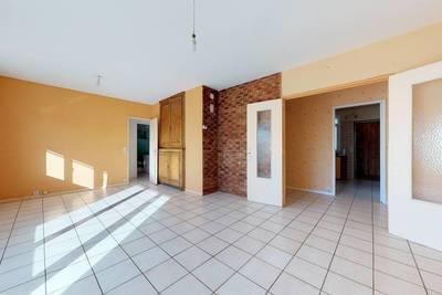 Vente appartement 4pièces 85m² Montigny-Lès-Metz (57950) - 147.000€