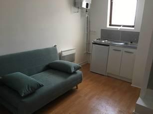 Location studio 11m² Paris 16E (75116) - 590€