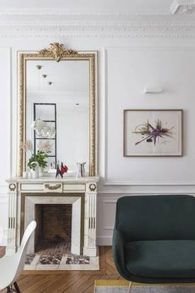 Vente appartement 4pièces 100m² Paris 16E - 1.350.000€
