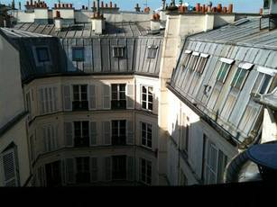 Location studio 11m² Paris 4E (75004) - 690€