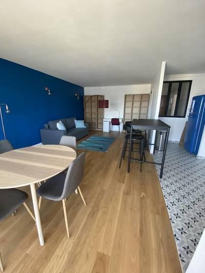 Location meublée appartement 2pièces 57m² Courbevoie (92400) - 1.730€