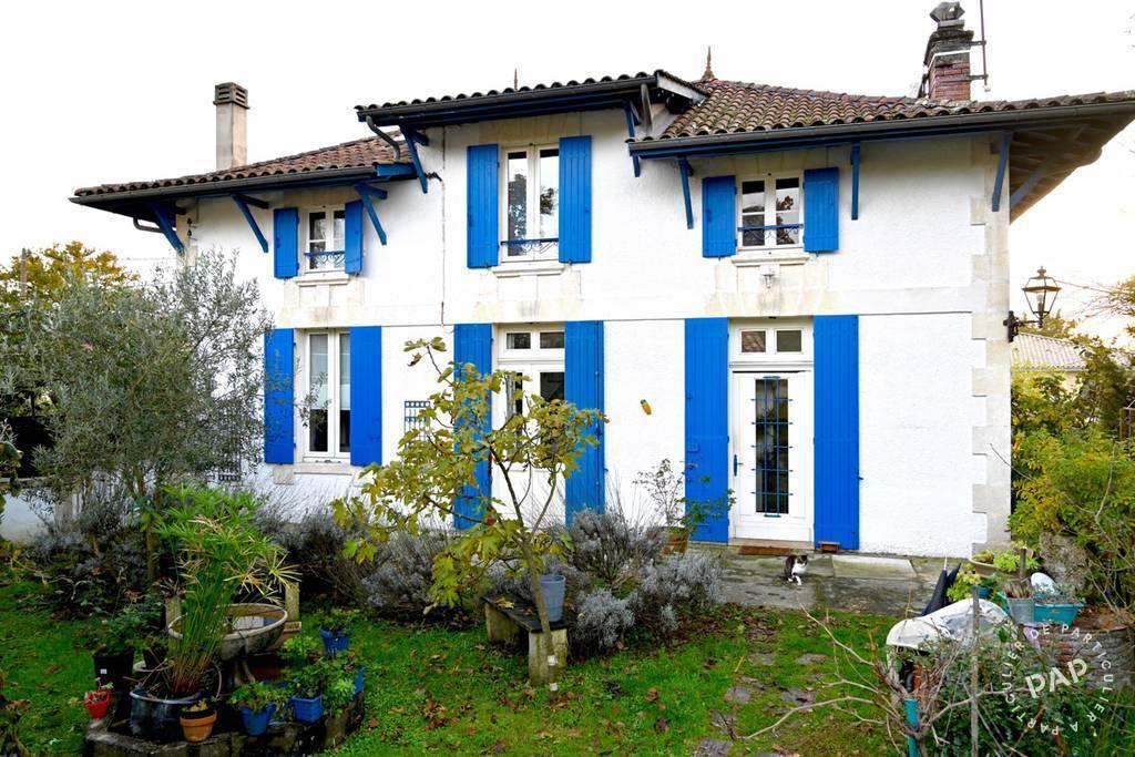 Vente maison 8 pièces Mios (33380)