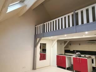 Location maison 69m² Puiseaux (45390) - 550€