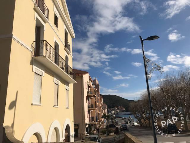 Vente Appartement Port-Vendres (66660) 76m² 159.000€