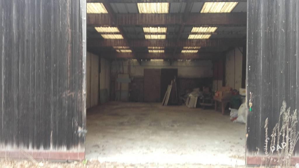 Vente et location Local d'activité Bruyères-Le-Châtel (91680) 120m² 720€
