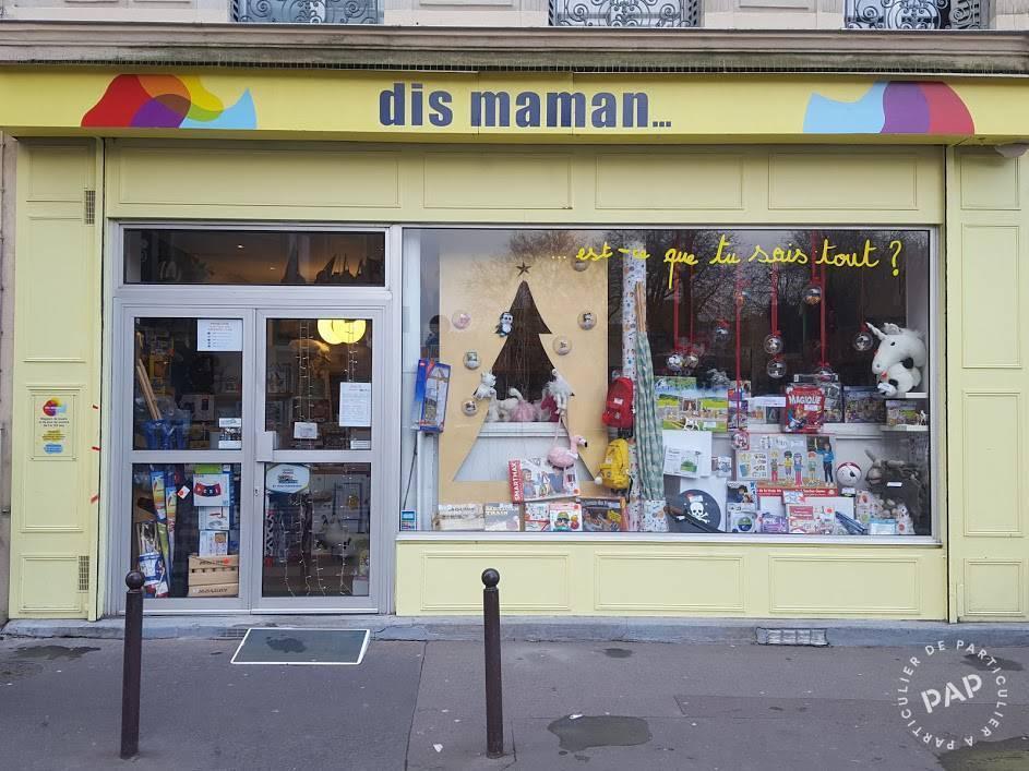 Vente et location Fonds de commerce Paris 14E (75014)  99.000€