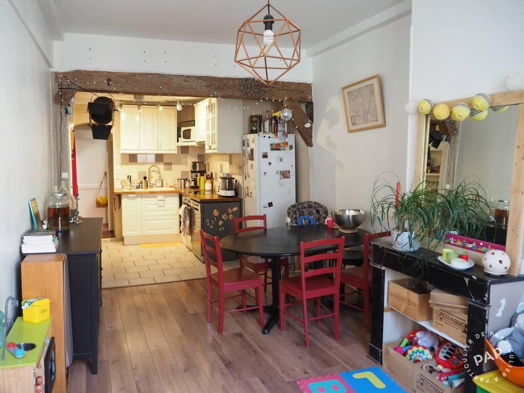 Vente appartement 5 pièces Dijon (21000)
