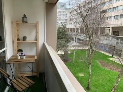 Location meublée appartement 2pièces 50m² Puteaux (92800) - 1.580€