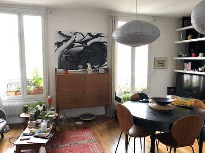 Vente appartement 5pièces 85m² Boulogne-Billancourt (92100) - 770.000€