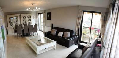 Vente appartement 5pièces 141m² Saint-Gratien (95210) - 709.000€