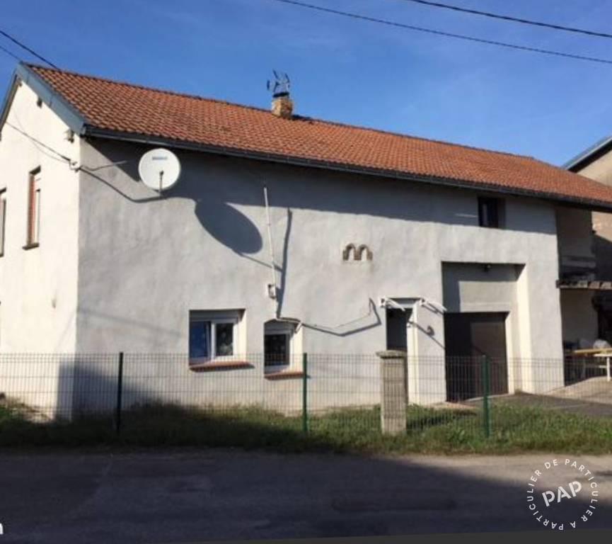 Vente Maison Méménil (88600) 90m² 85.000€