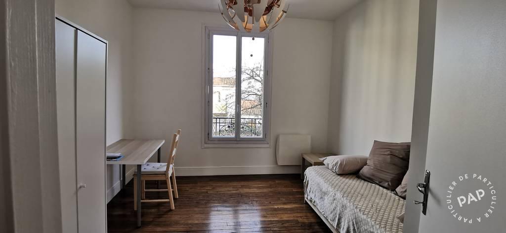 Location Appartement Gentilly (94250) 46m² 1.100€