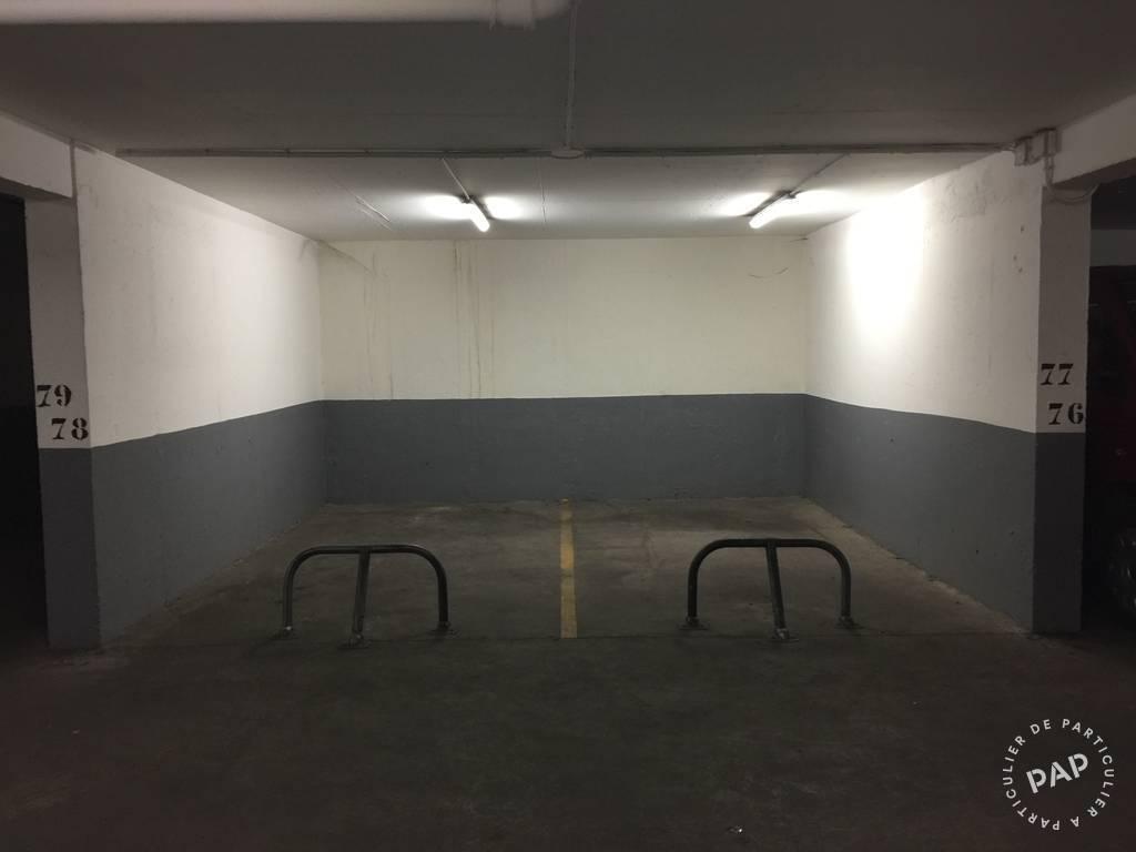 Location Garage, parking Paris 8E (75008)
