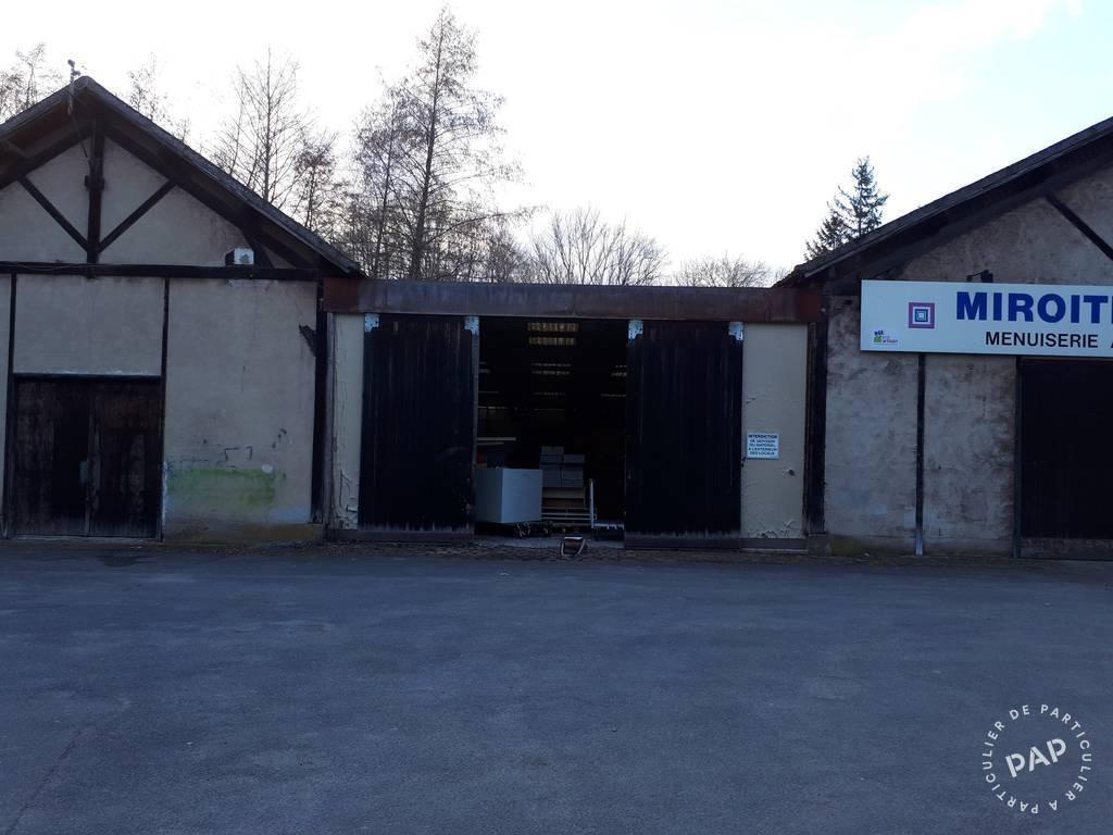 Vente et location Local d'activité Bruyères-Le-Châtel (91680)