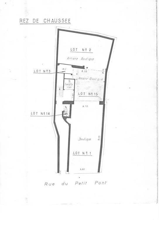 Vente et location immobilier 250.000€ Paris 5E (75005)