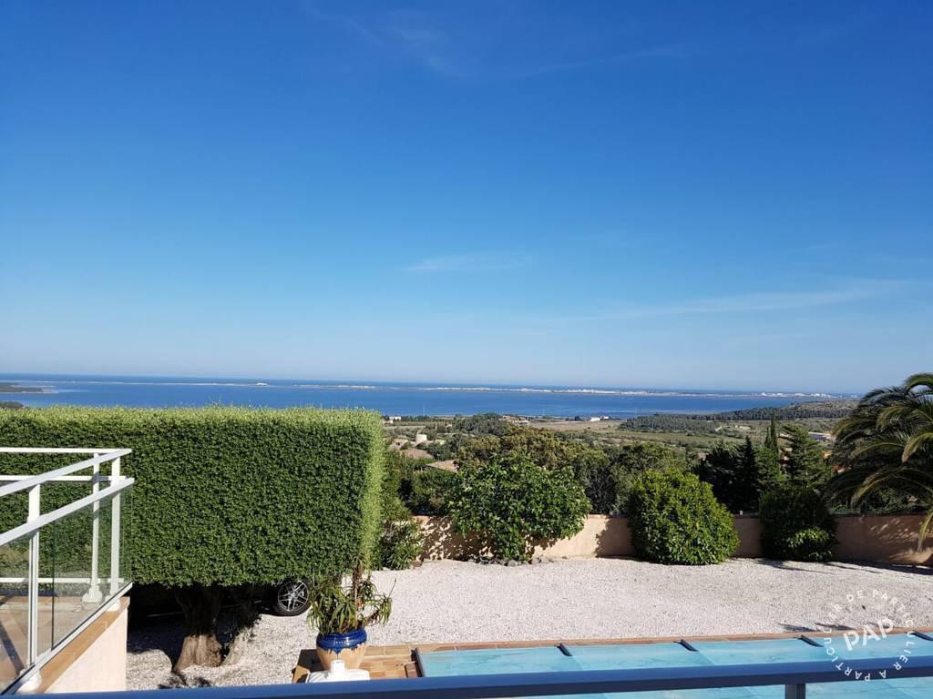 Vente immobilier 445.000€ Fitou - Villa Avec Piscine
