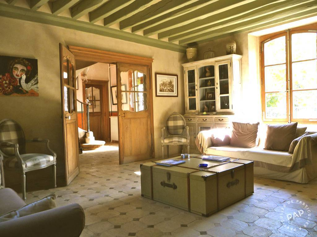Vente immobilier 683.000€ Tigery (91250)
