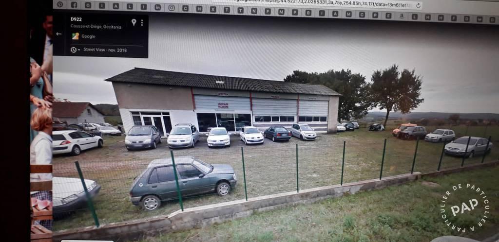 Vente et location immobilier 110.000€ Causse-Et-Diège (12700)