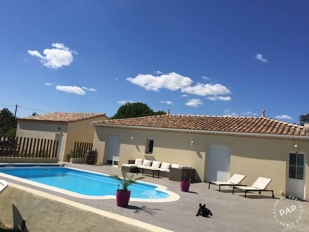Vente immobilier 455.000€ Usclas-D'hérault (34230)