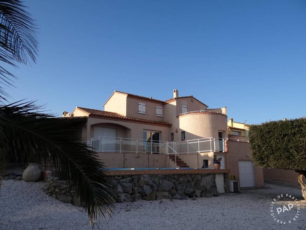 Maison Fitou - Villa Avec Piscine 445.000€