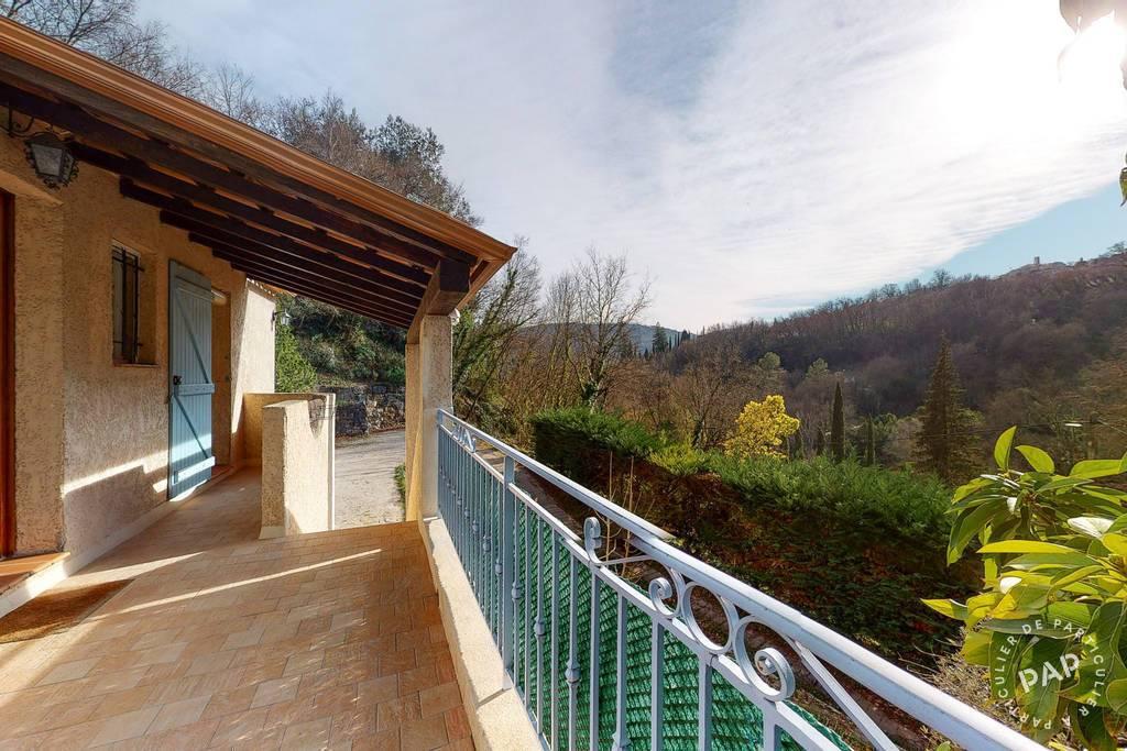 Maison 465.000€ 94m² Tourrettes-Sur-Loup (06140)