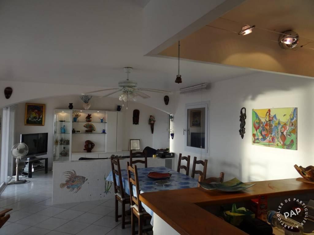 Vente Fitou - Villa Avec Piscine 108m²