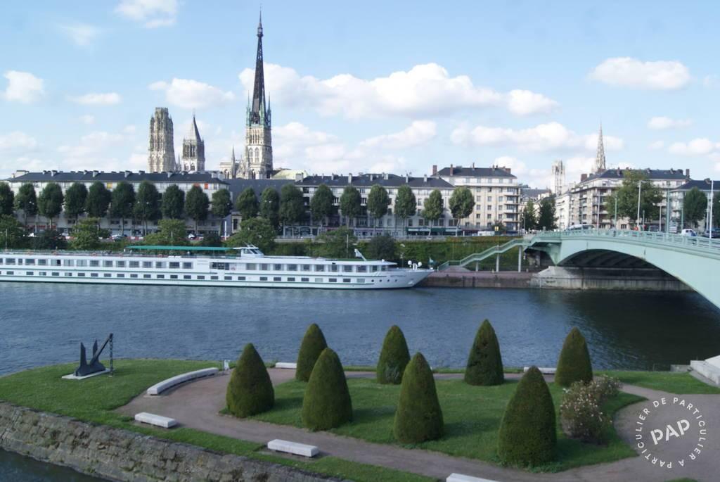 Location Rouen (76100) 80m²