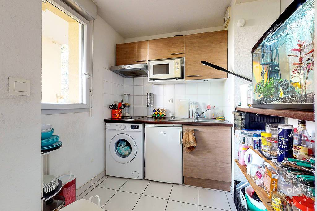Immobilier Toulouse (31200) 124.000€ 44m²