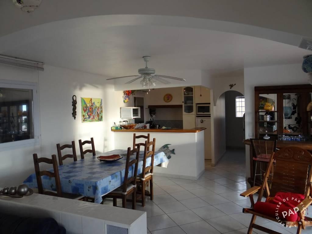 Immobilier Fitou - Villa Avec Piscine 445.000€ 108m²