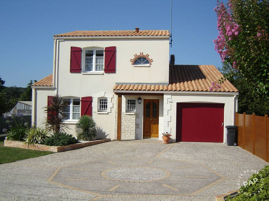 Vente Maison Moutiers-Les-Mauxfaits (85540) 135m² 280.000€