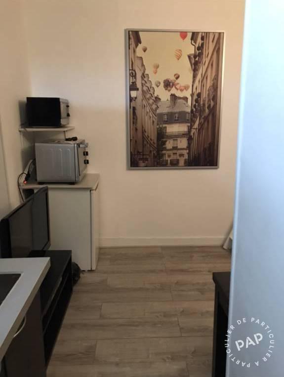 Location Appartement Paris 10E 28m² 850€