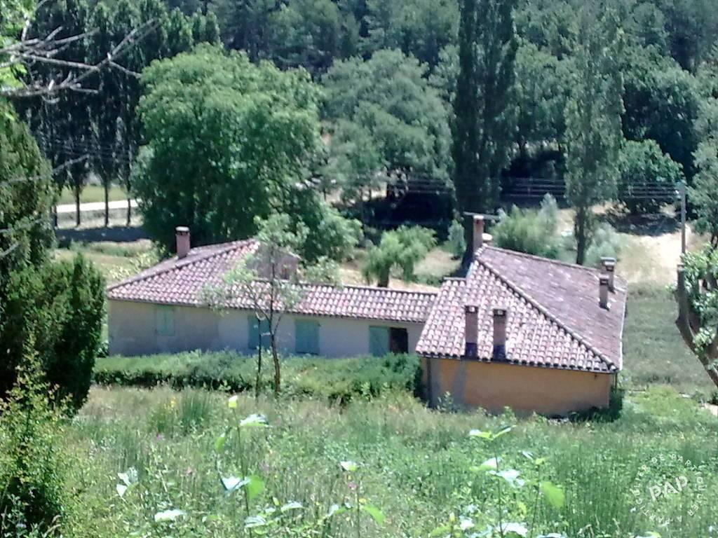 Vente maison 10 pièces Puimoisson (04410)
