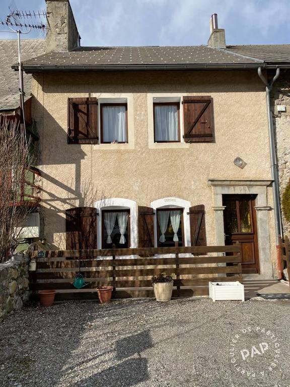Vente maison 6 pièces Chabottes (05260)